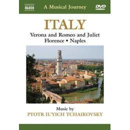 Italy (Italy: Verona & Romeo & Julet/ Florence/ Naples) [DVD] [2010]